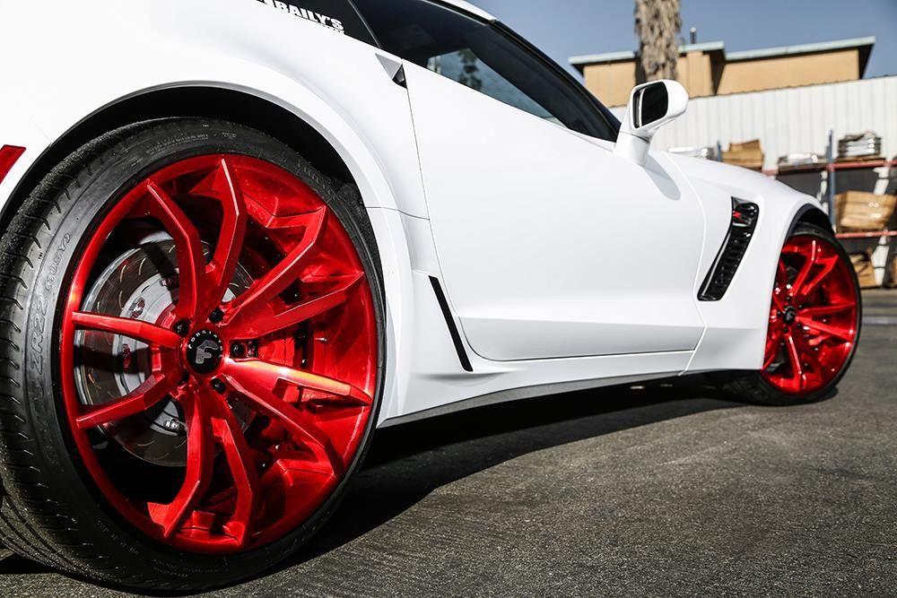 Wheels Corvette C7 Wheel, Antique cars, Corvette