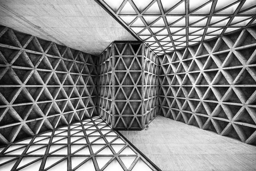 Temple of Monte Grisa in Trieste Photo by Roberto Conte Il Conte PhotographyArchitecture | Architectuul