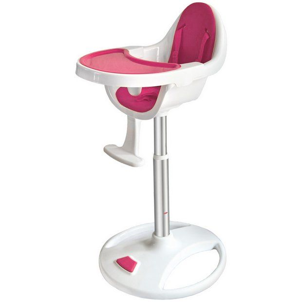 Buy Bebe Style Swivel Highchair - Pink at Argos.co.uk - Your Online Shop for Highchairs Highchairs and booster seats Feeding Baby and nursery.  sc 1 st  Pinterest & Buy Bebe Style Swivel Highchair - Pink at Argos.co.uk - Your Online ...