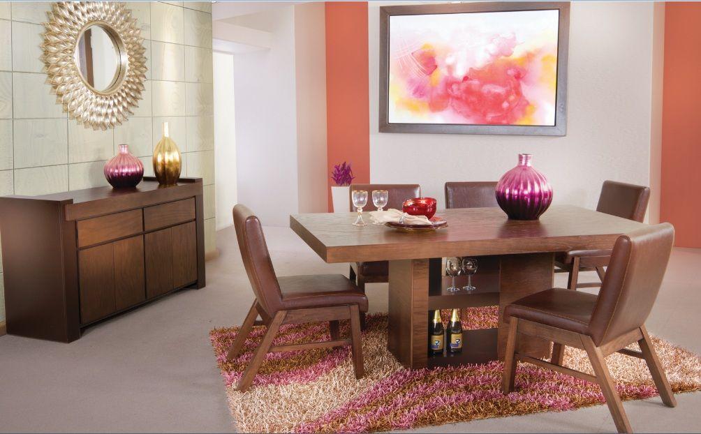 Comedores contemporáneos en Muebles Placencia | Ideas para mí casa ...