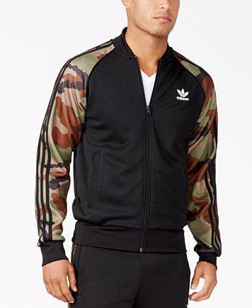 Sst Track Jacket   Jaqueta adidas, Adidas originals, Roupas