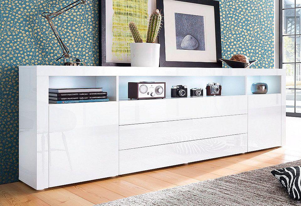 Sideboard, Breite 200 cm Jetzt bestellen unter    moebel - wohnzimmer sideboard design
