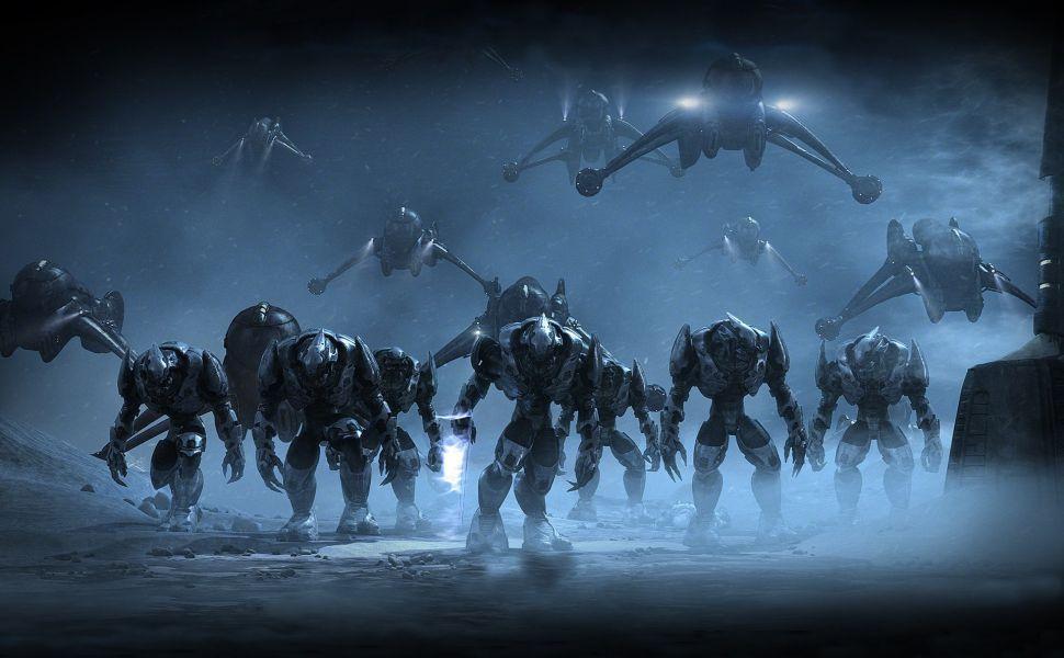 Halo Wars Elites HD Wallpaper | Art wallpaper, Wallpaper backgrounds, Hd  wallpaper