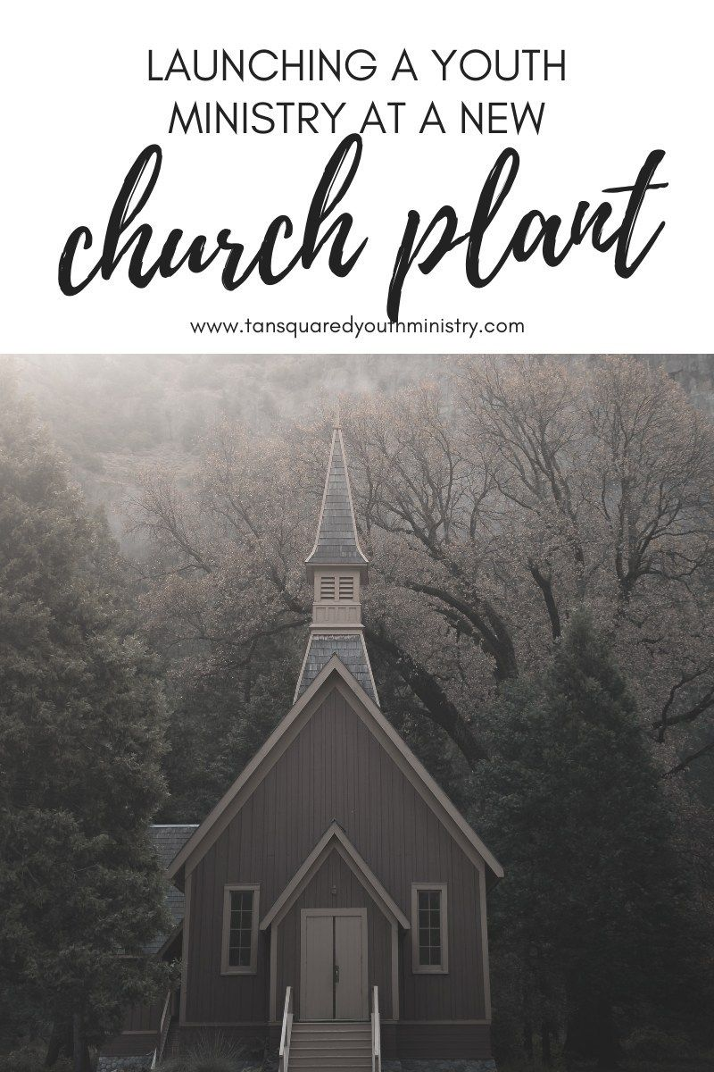 Starting A Youth Group At A Church Plant images