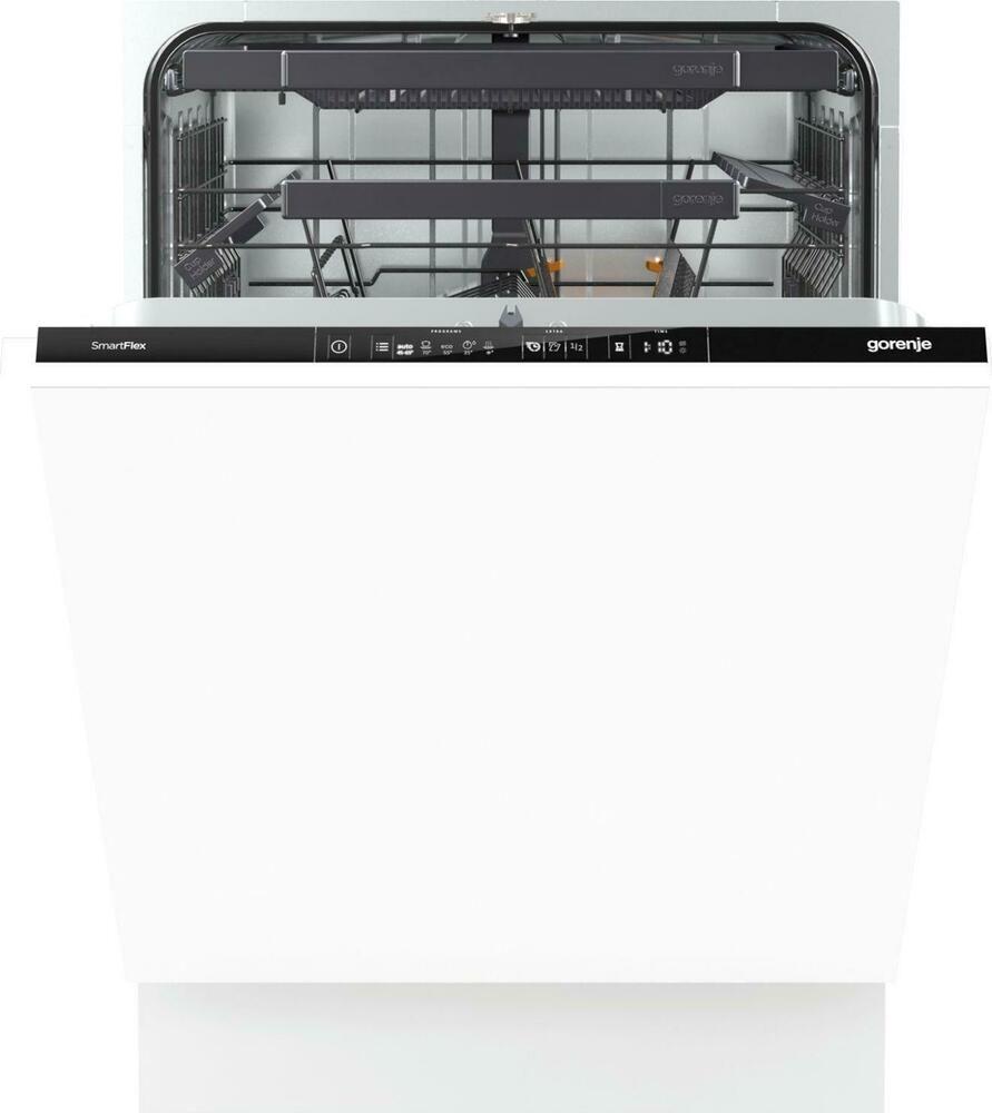 Ebay Sponsored Gorenje Gv 66160 A Vollintegrierbarer Einbaugeschirrspuler 60 Cm 16 Massgede Einbaugeschirrspuler Eingebaut Geschirr
