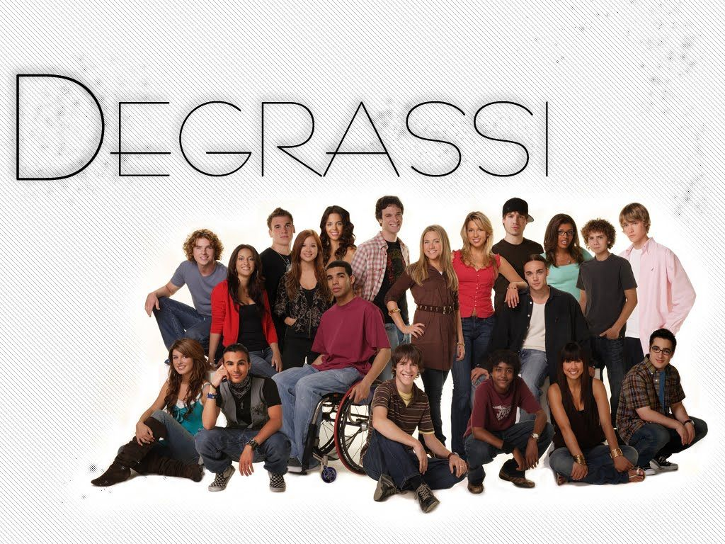 Degrassi the Next Generation i miss this