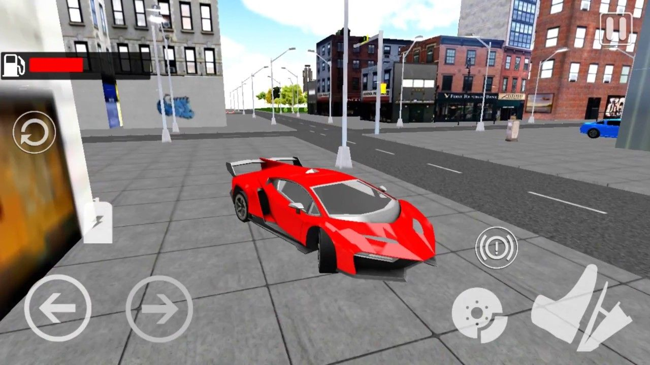 Ultimate Car Driving Simulator Real Speed Racing Android