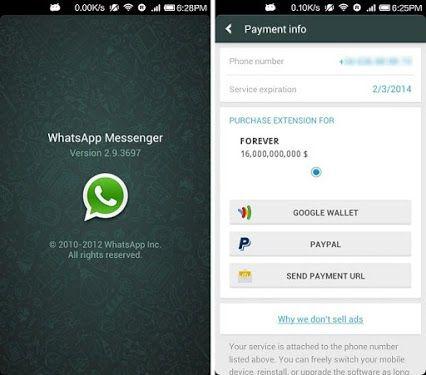 #Facebook compra #WhatsApp ;)