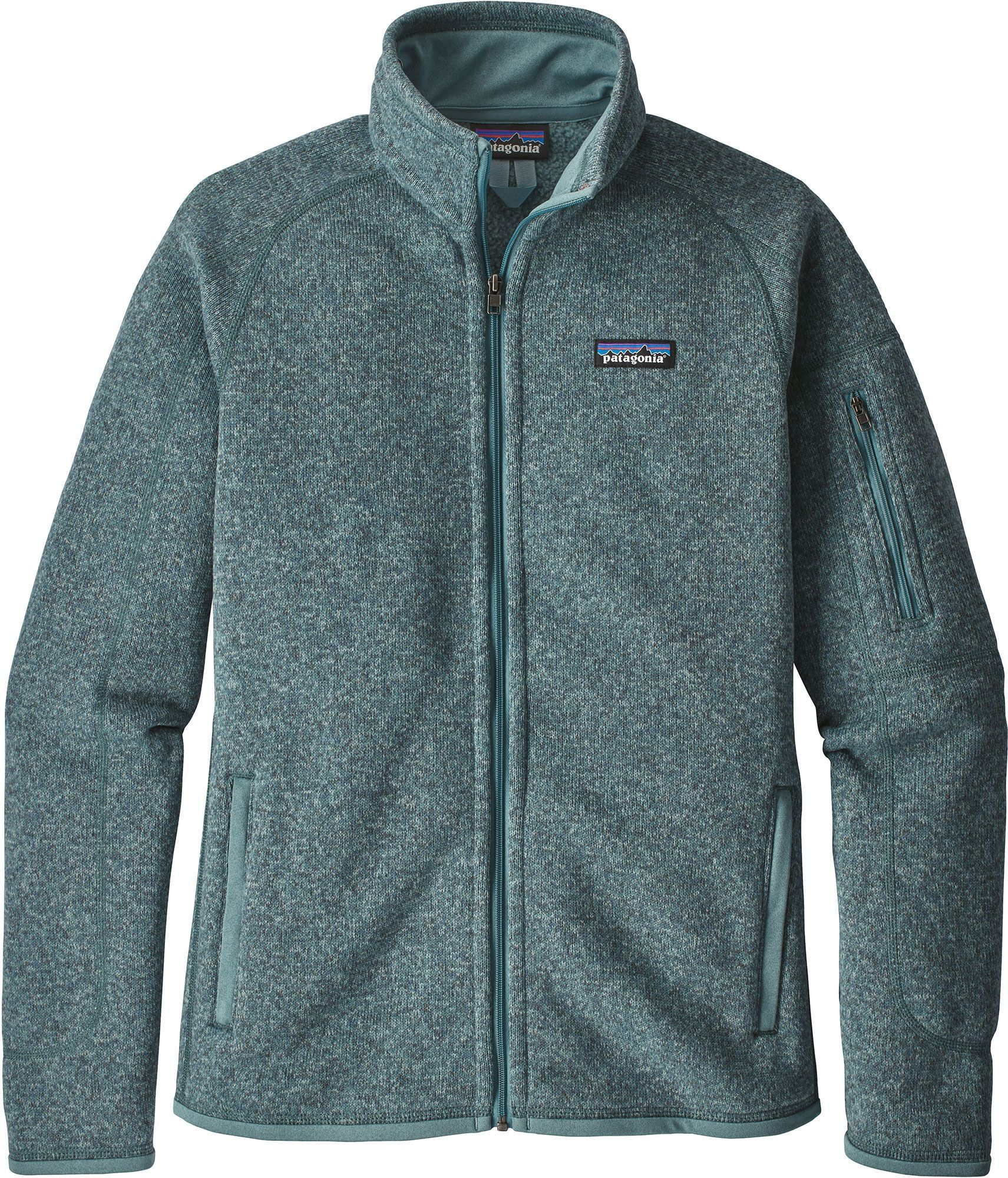 super popular 046bf 298be Patagonia Women's Better Sweater Fleece Jacket, Size: XS ...