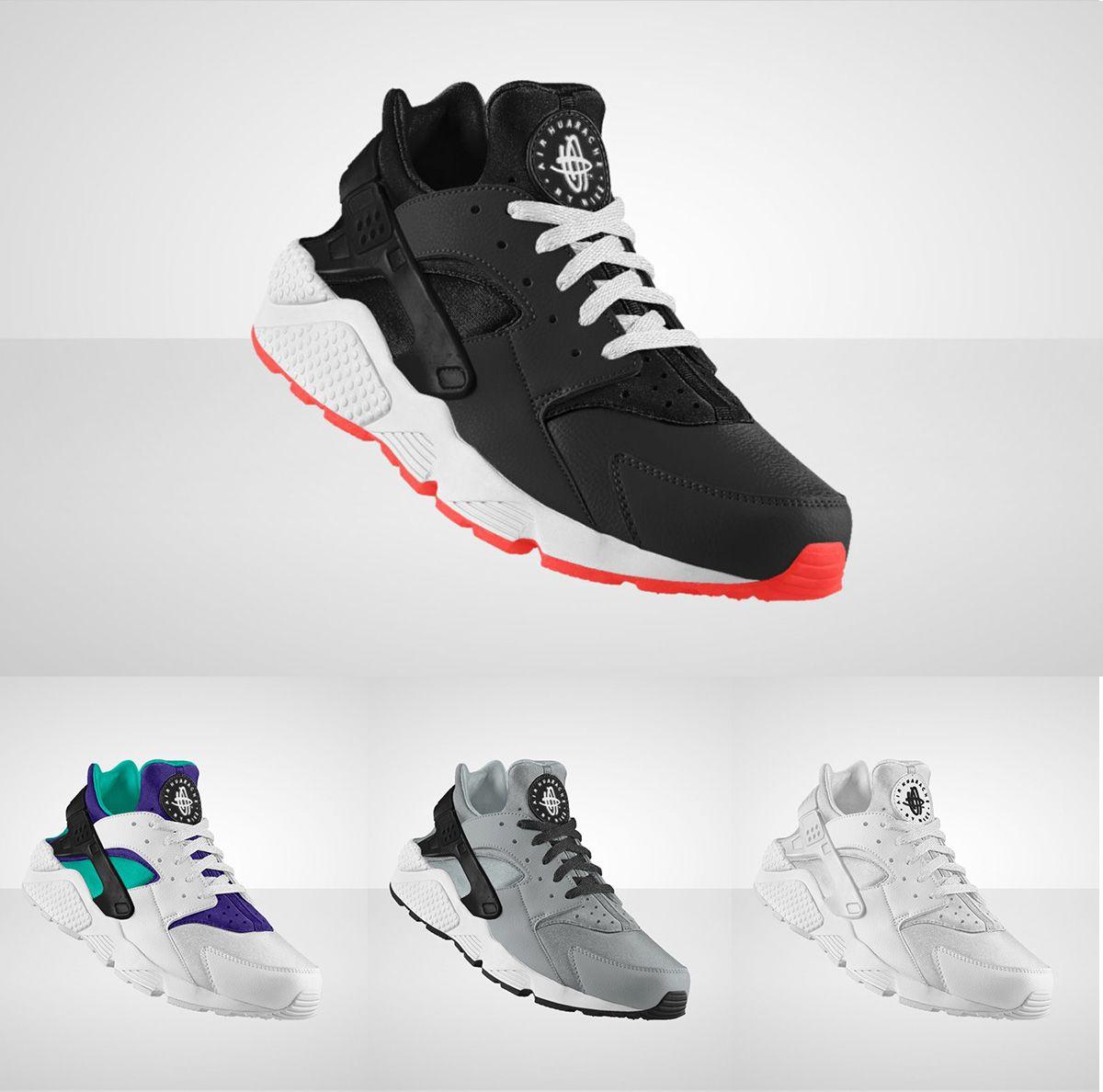 Nike Air Huarache Run iD