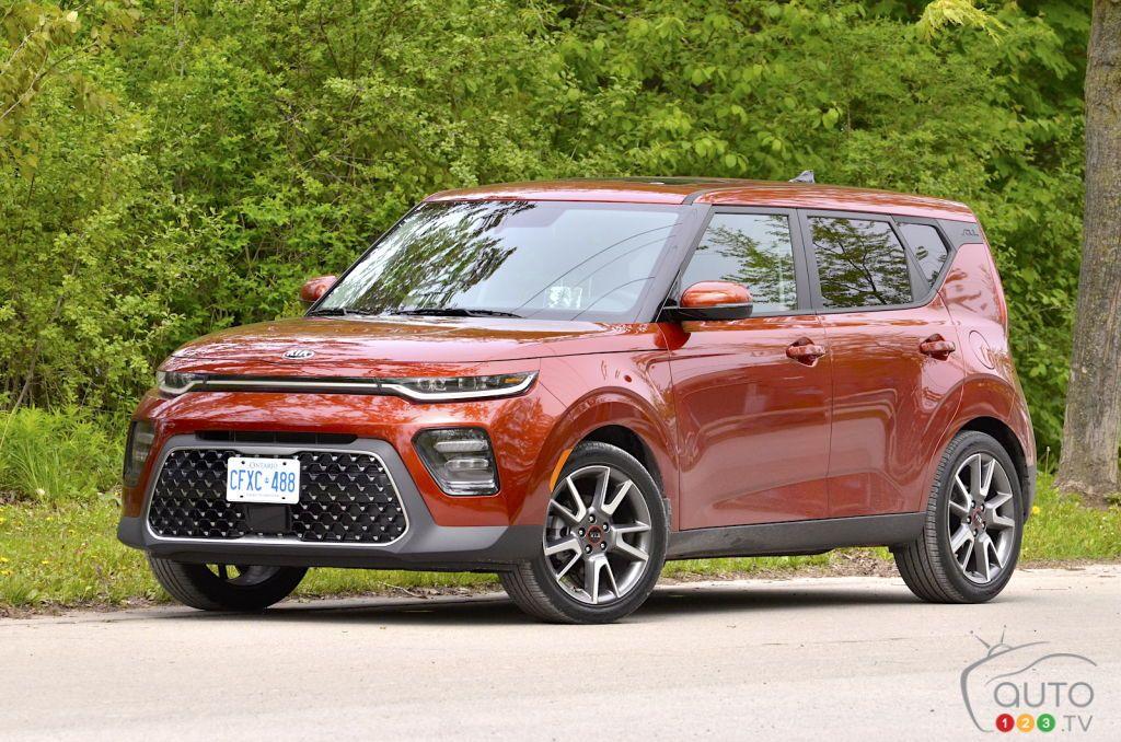 2020 Kia Soul Kia, Kia soul, Car review