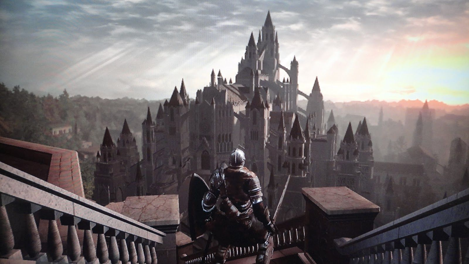 """Image result for anor londo"""""""