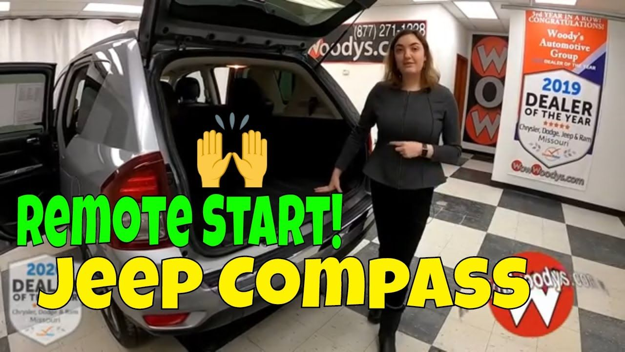 2017 Jeep Compass High Altitude Video Walkthrough At Wowwoodys In
