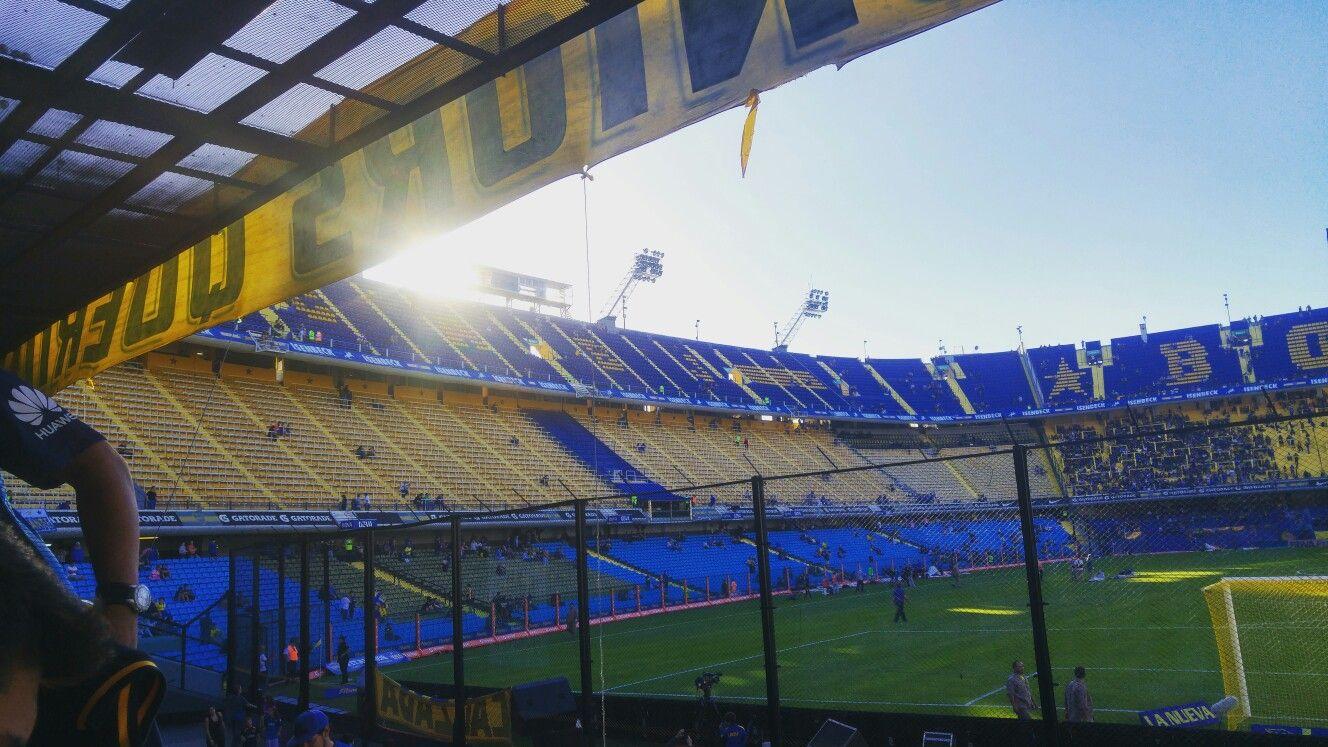 Bombonera. Club Atlético Boca juniors.