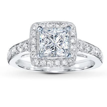 Engagement Ring From Jared Jewelers