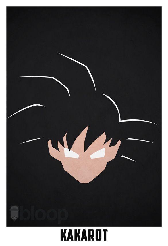Goku by Bloop