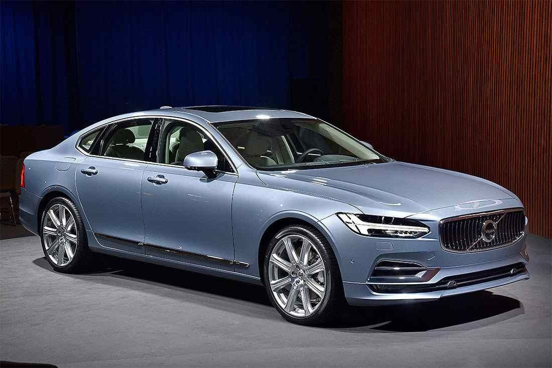 top 2019 volvo s90 release date and concept