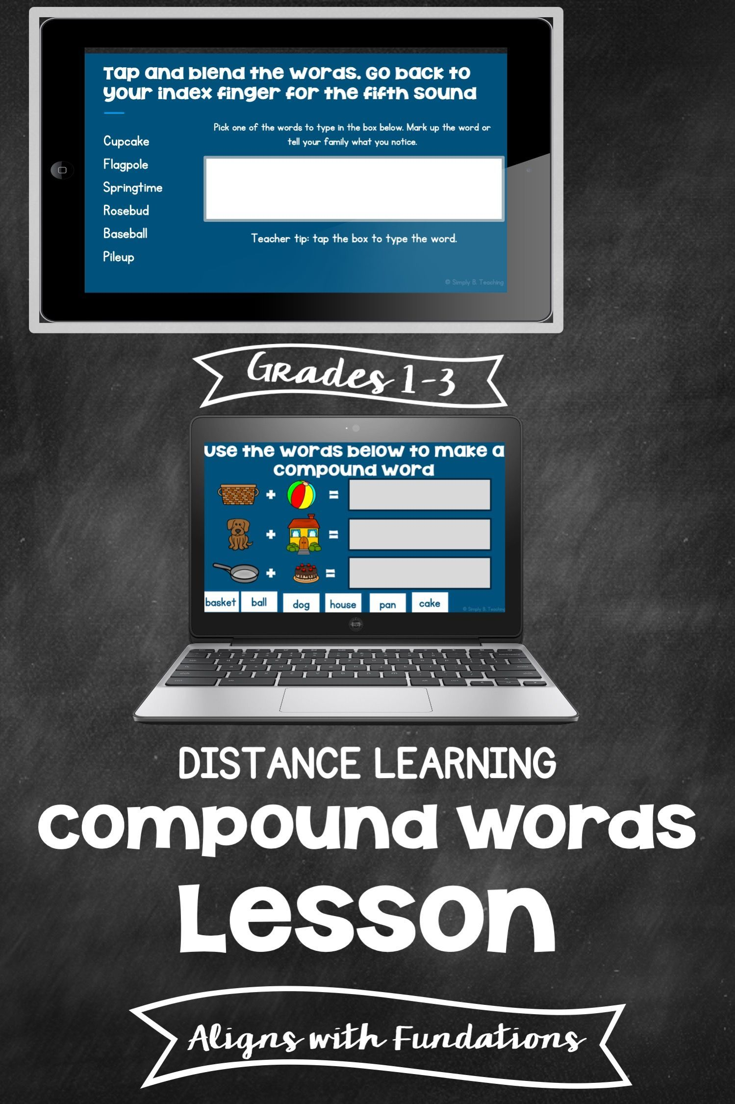 Activities For Compound Words In