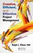 This book supplies an in-depth discussion of creativity and its relationship to project management. Specifically, it explains how the tools and techniques of creativity can be used to enhance the five processes executed during a project: defining, planning, executing, monitoring and controlling, and closing. Establishing the groundwork for encouraging and sustaining creativity in your projects, the book details the benefits of integrating creativity in projects.