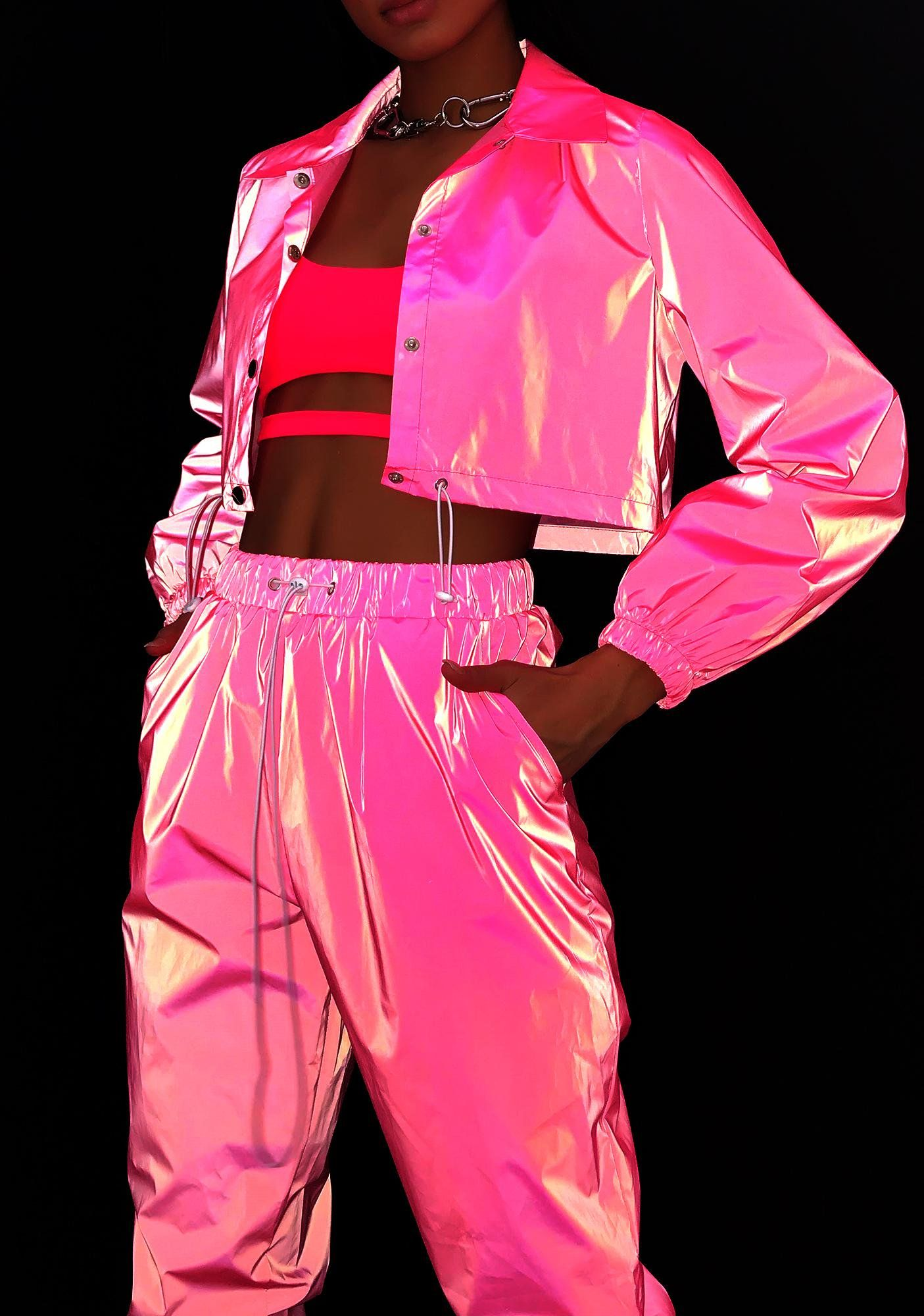 neon outfits imagebesswyoung on electric ⚡️  pink