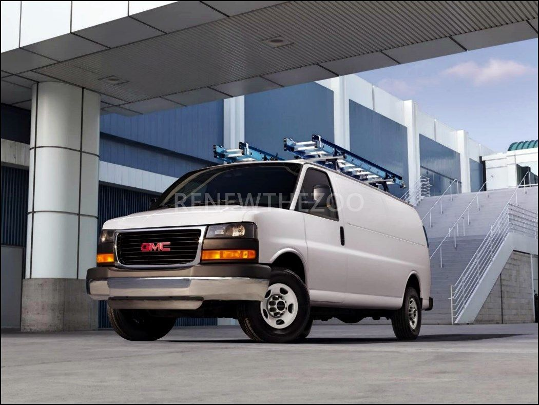 New 2020 Gmc Savana Specs And Review Gmc Car Cargo Van
