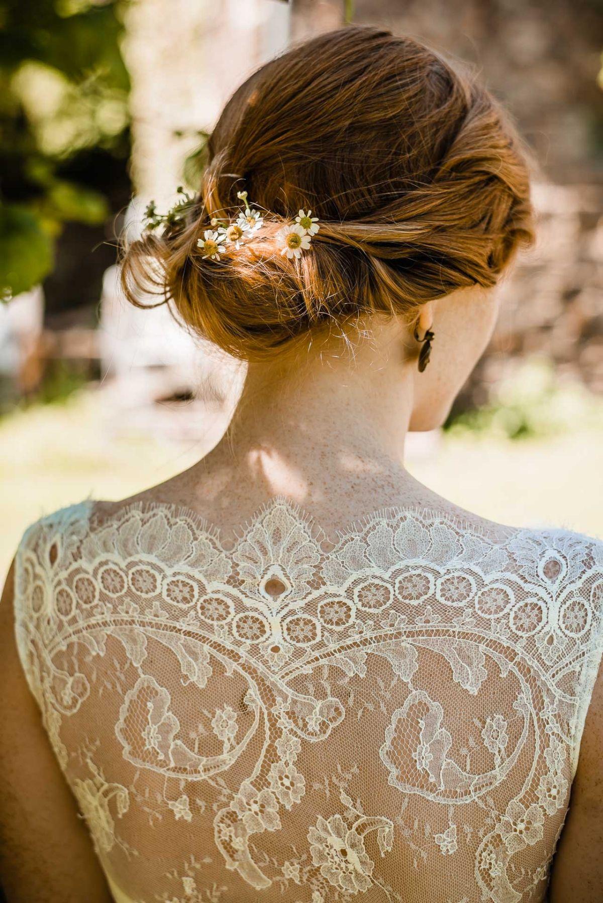 Das lange Brautkleid \