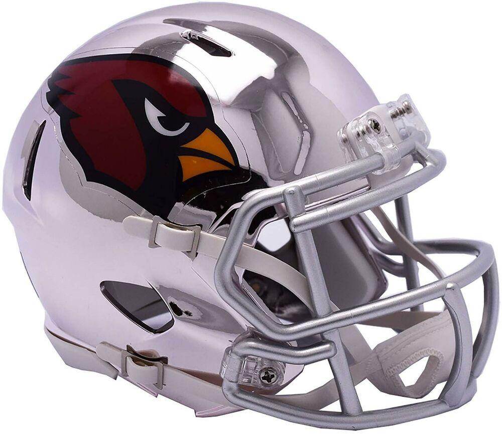 12f2094a Riddell Arizona Cardinals Chrome Alternate Speed Mini Football ...