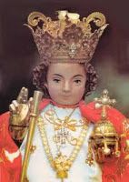 The Image Of The Miraculous Señor Santo Niño Santo Nino Sto Nino Image Sto Nino