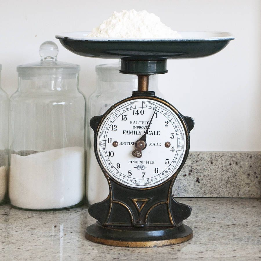 Vintage Hanging Kitchen Scale: Improve Your Gluten-free Baking With These Tips For Baking By Weight