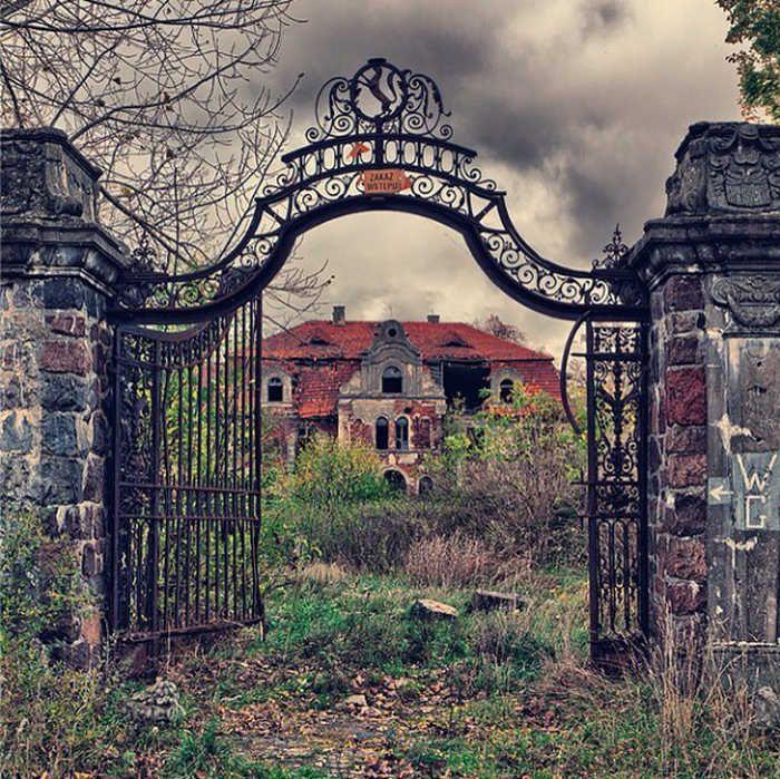 La Casa Reale (ma Senza Più Reali) In Polonia