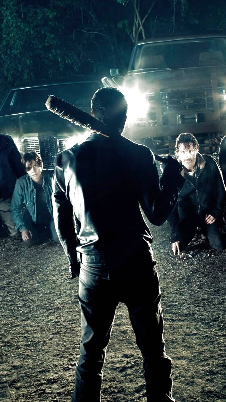 The Walking Dead Para Smartphone With Images Walking Dead
