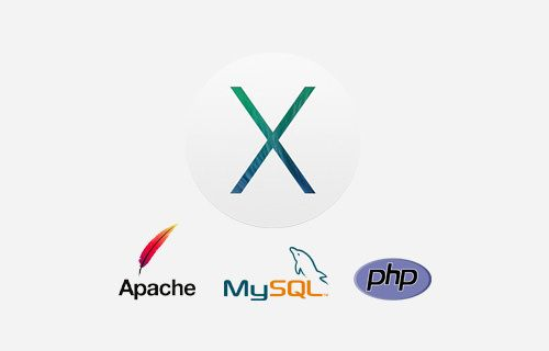 Install PHP, Apache, And MySQL In Mac Without MAMP | MySQL