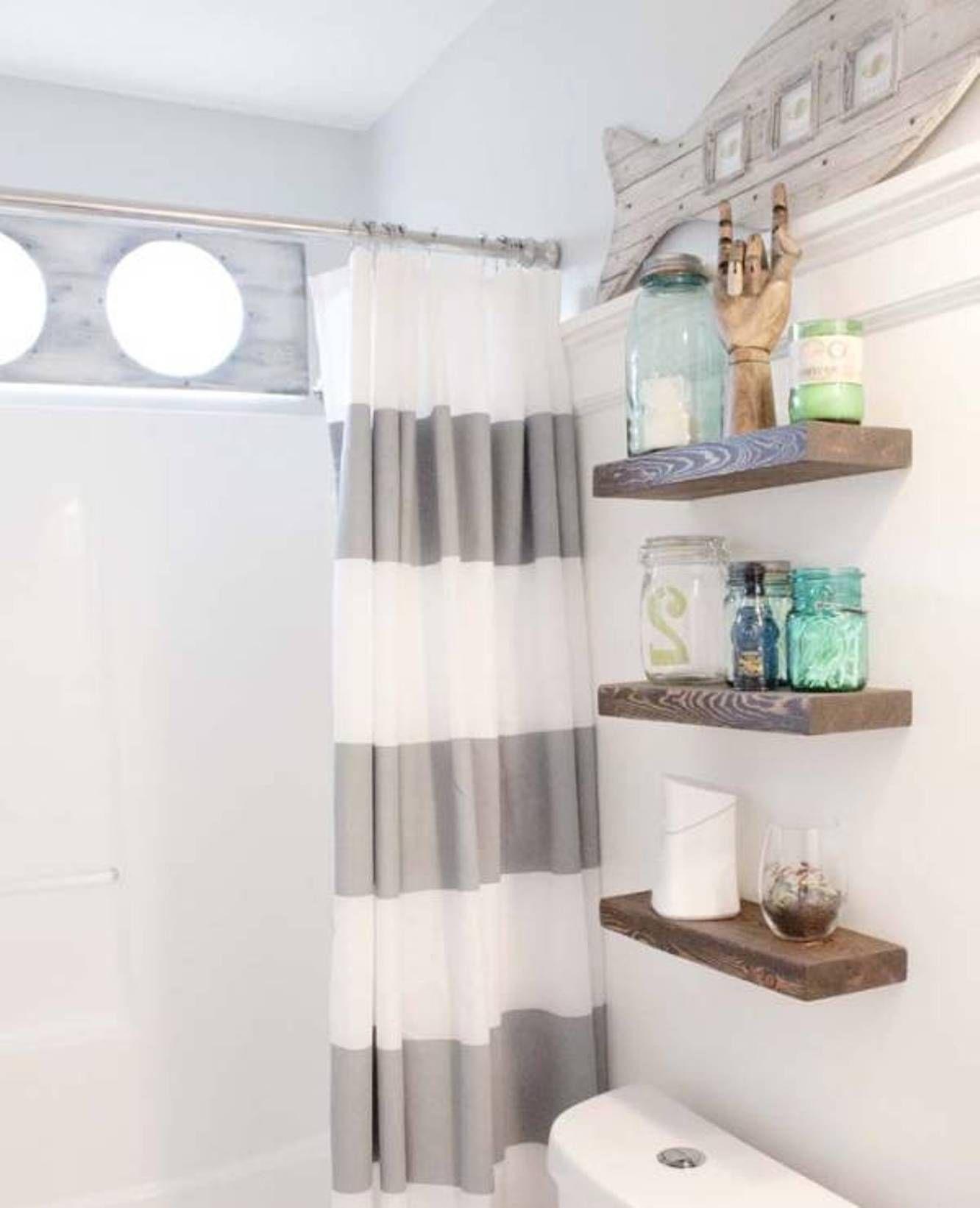 Kleine Badezimmer Storage Ideen Kleines Bad Dekorieren