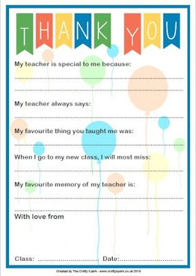 7 days of teacher treats for end of year gifts 6 thank you scroll thank you teacher letter for your little one to send to their teacher plus a tutorial on how to make a matching box expocarfo Images