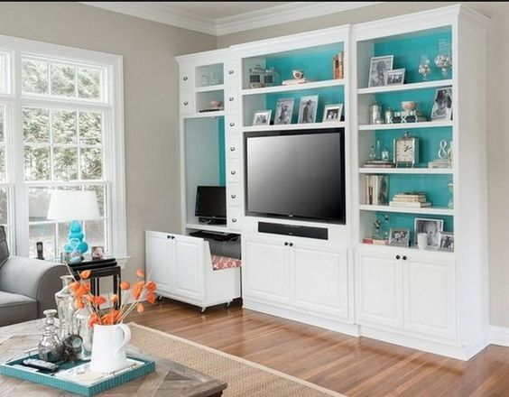 Love The Tv Desk And Wall Mounted Unit Looks As If It S All One Collect Tvgert Tvunitwithstudytabl Desk Tv Stand Desk Wall Unit Computer Stand For Desk