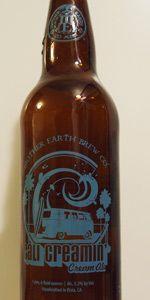 Cali Creamin Vanilla Cream Ale Is A Cream Ale Style Beer Brewed