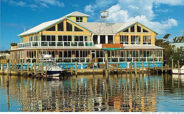 vacation home port salerno florida