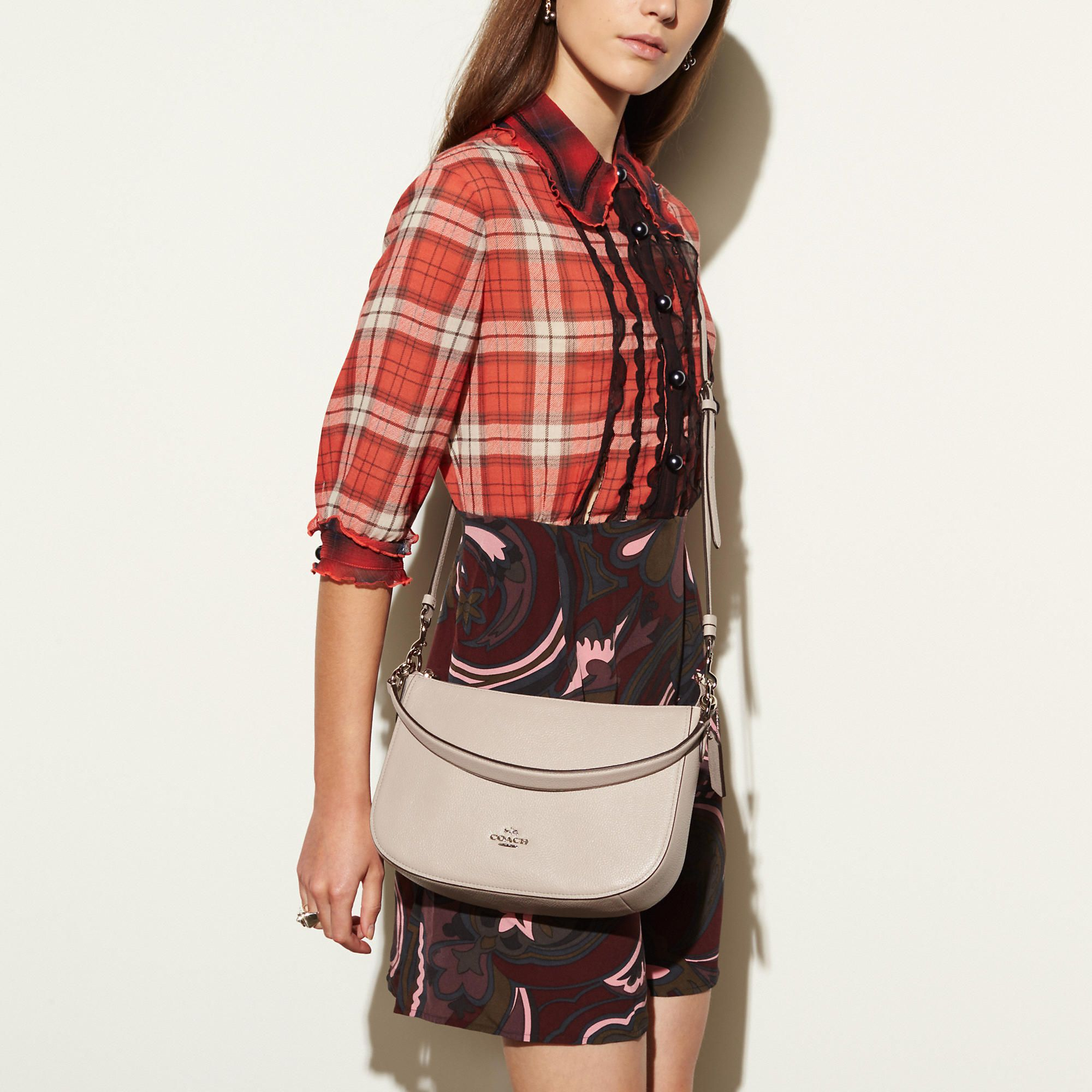 f616966d20 Shop The COACH Chelsea Crossbody In Pebble Leather. Enjoy Complimentary  Shipping   Returns! Find Designer Bags