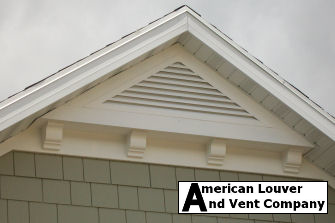 Photo Gallery American Louver And Vent Company Cottage Exterior Gable Vents Craftsman Exterior