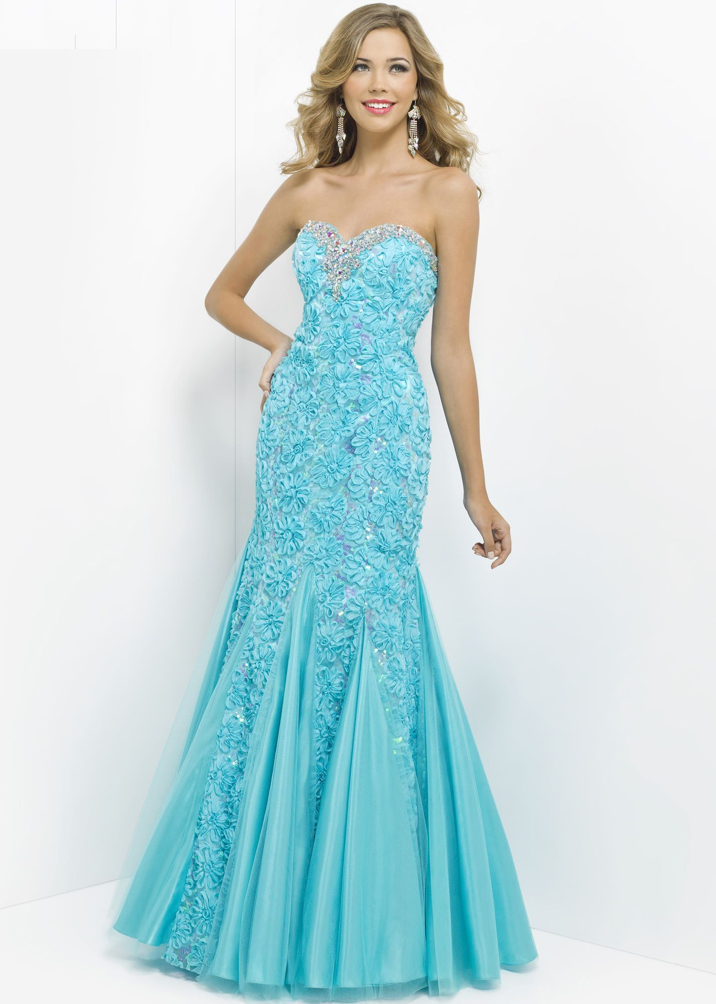 Blush prom turquoise sweetheart dress rissyroos prom