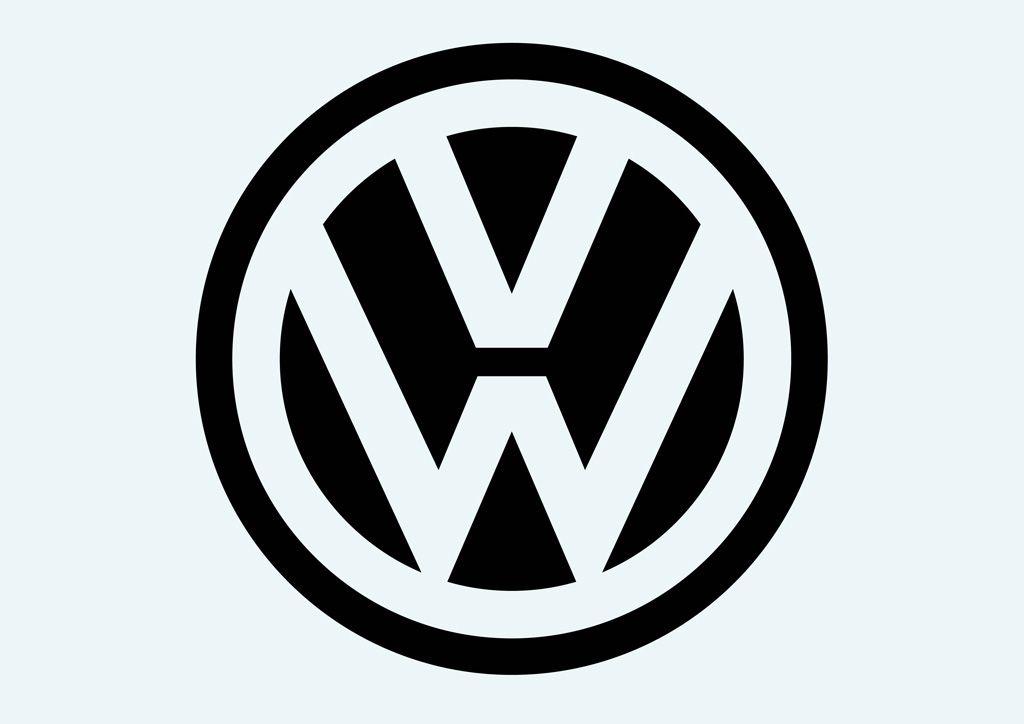Volkswagen Cliparts Clip Art Library In 2020 Volkswagen Logo Volkswagen Famous Logos