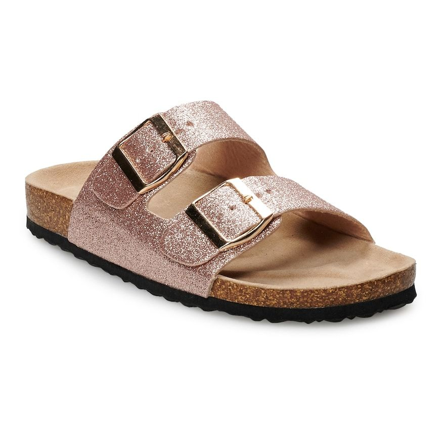ccc94f40ba46 SO Solange Women's Buckled Sandals, Size: Large (9/10), Med Brown in ...