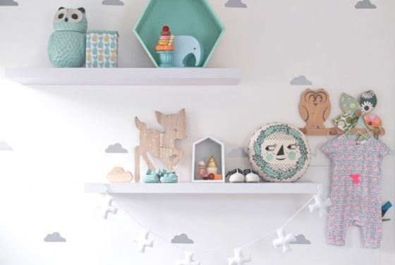 Little Spaces - New Nursery | Little Gatherer