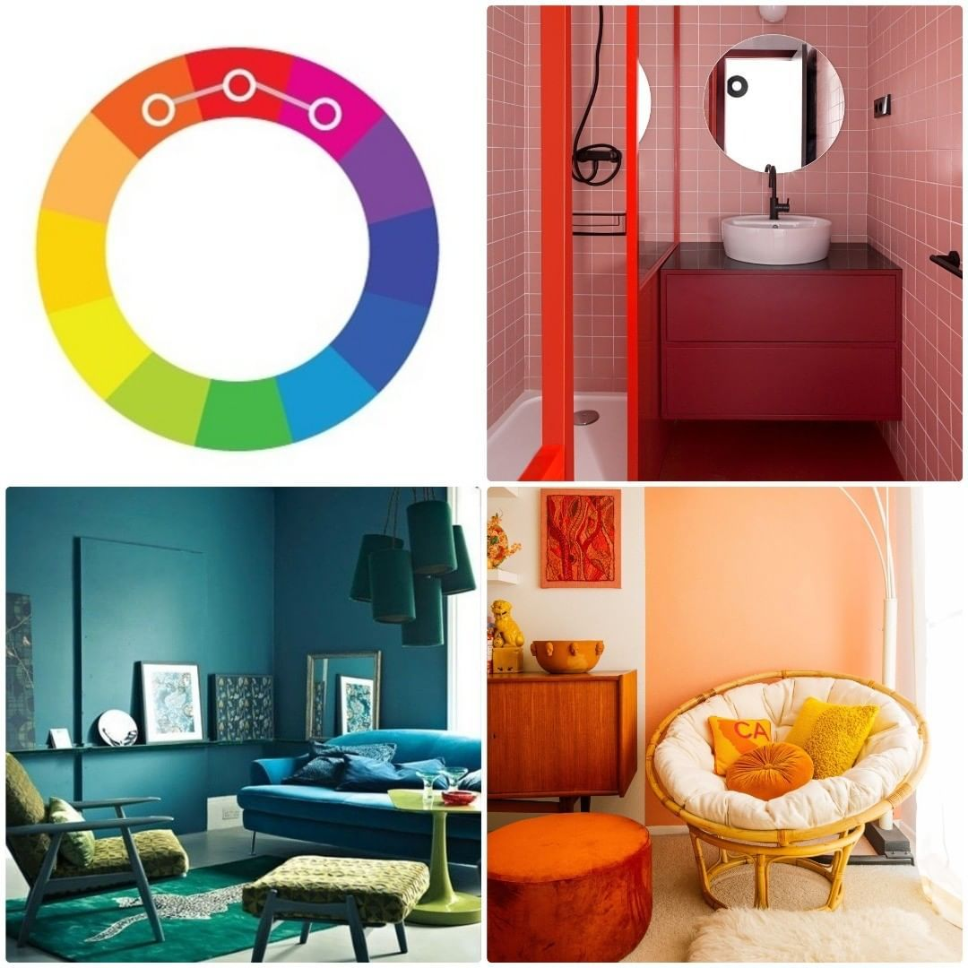 New The 10 Best Home Decor With Pictures Cores Analogas No Design De Interiores As Cores Analogas Sao Cores Vi Decor Interior Design Interior Home Decor
