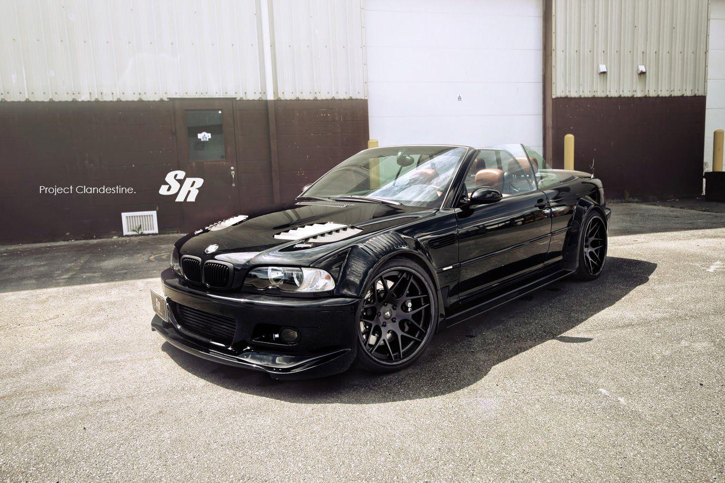 BMW E46 M3 Convertible BMW Bmw Convertible M3