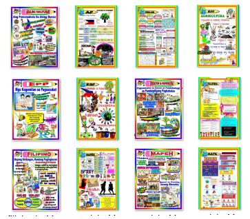 Try These Deped Tambayan Bulletin Board Grade 10 {Mahindra
