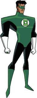 Kyle Rayner (Lanterna Verde) - Galeria de Personagens de Desenhos Animados - GPDesenhos.com.br