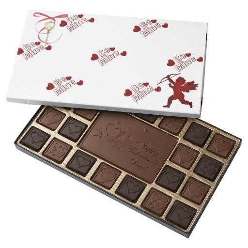 Be Mine Valentine's Day 45 Piece Assortment