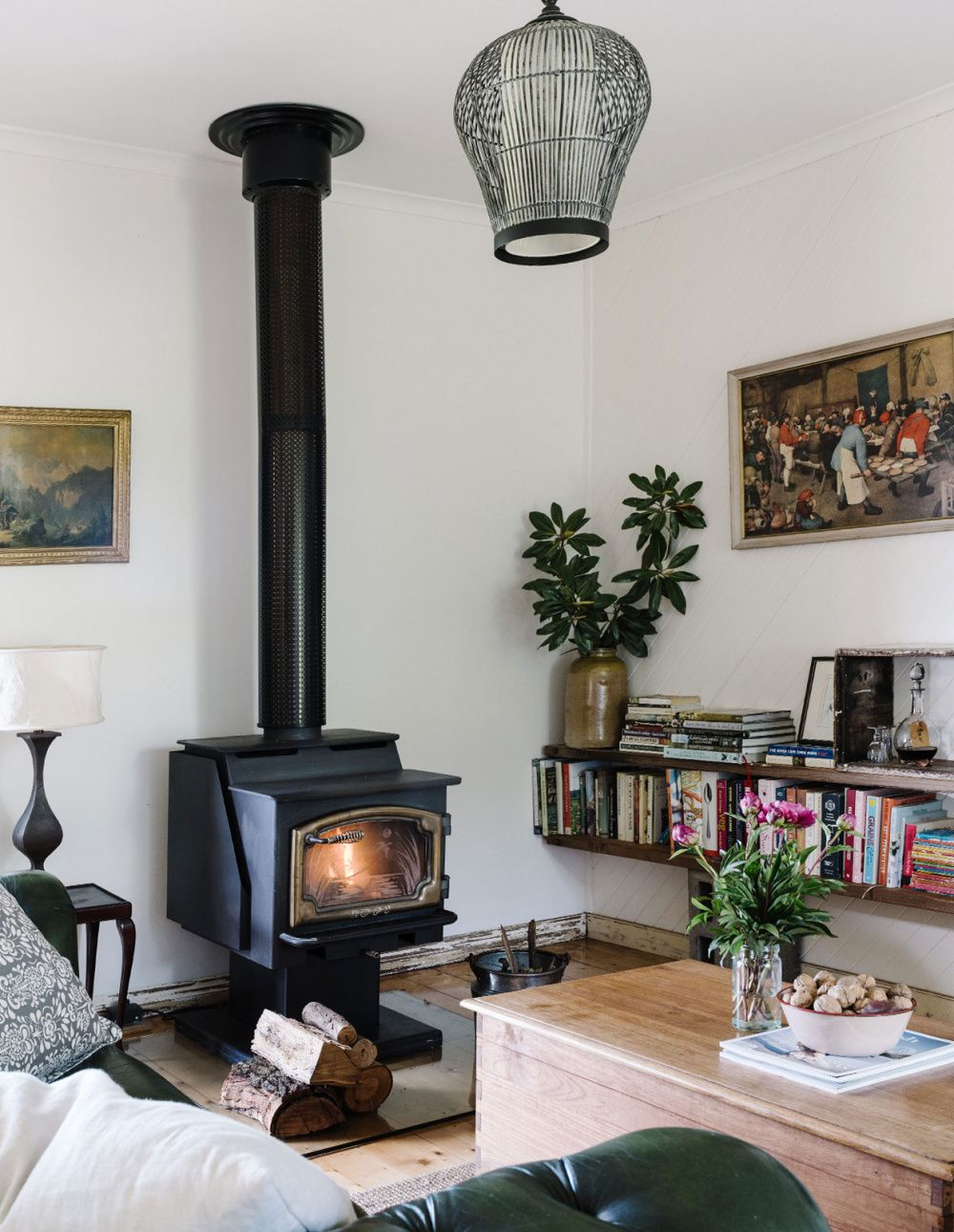 A Delightfully Rustic, Country Style Getaway in South Gippsland