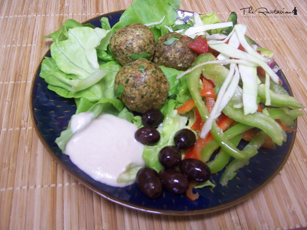 This Recipe Is So Fast And Easy Throw These Balls On A Salad Or In A Collard As A Wrap I Like To Put These In A Large Collar Raw Food